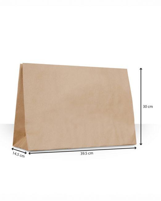 Bolsa de papel sin asas Zapatos sin imp m2