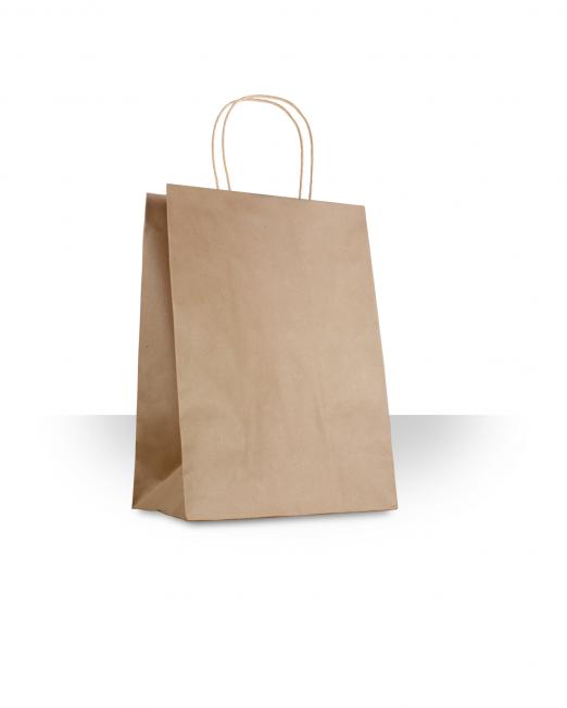 Bolsa papel con asa despensa45 sin imp