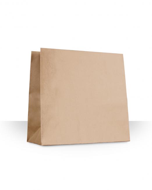 Bolsa papel sin asa accesorios sin imp