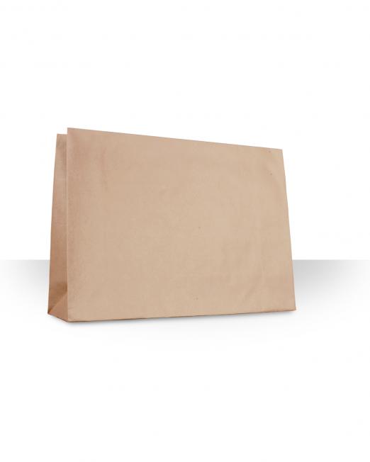 Bolsa papel sin asa ropa sin imp